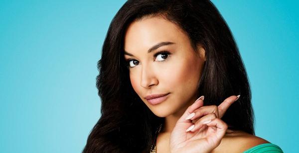 GLEE: Naya Rivera as Santana in the Season Five of GLEE airing T