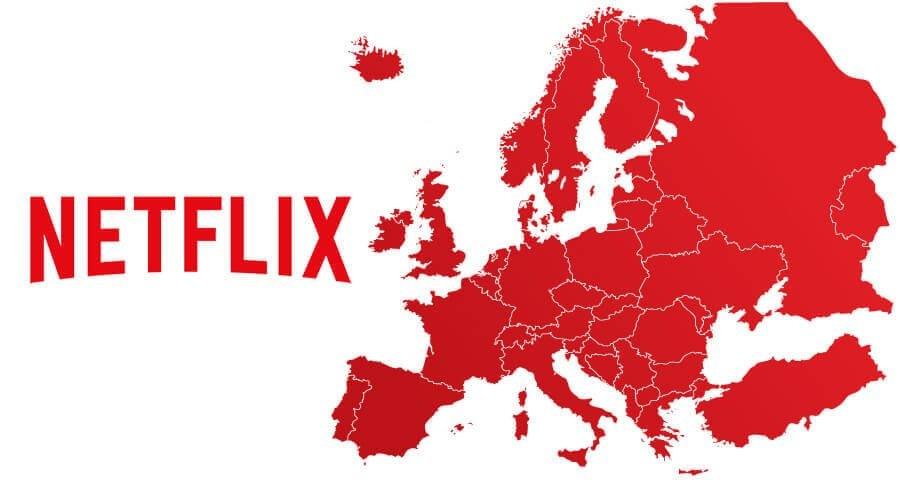 netflix-na-europá