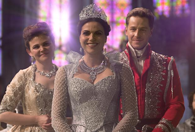 once upon time series finale regina good queen1 - Audiência nos EUA @ 18 de maio de 2018