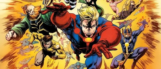 os eternos - Marvel vai expandir o seu lado cósmico nos cinemas com Os Eternos