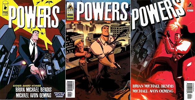 powers-comic-covers
