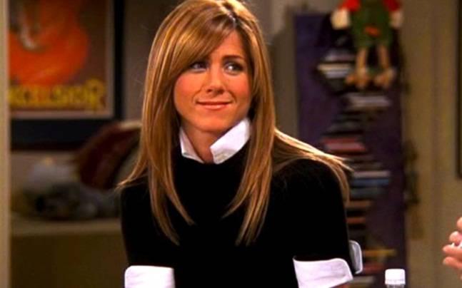 Jennifer Aniston como Rachel de Friends