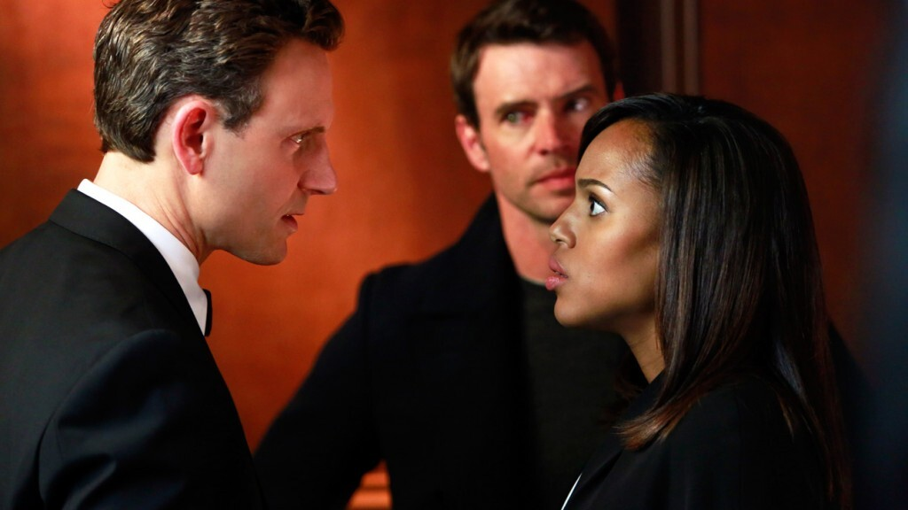 TONY GOLDWYN, SCOTT FOLEY, KERRY WASHINGTON