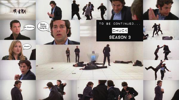 season 3 poster 01 - [Em Janeiro...] Chuck também está de volta! O que veremos na 3ª Temporada?
