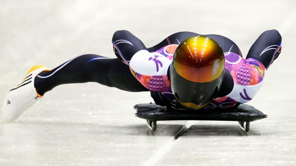 Sochi Olympics Skeleton Men
