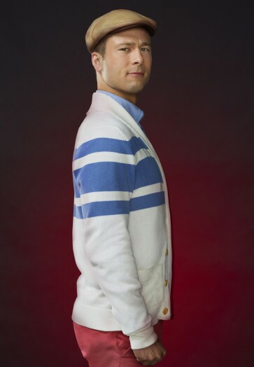 SCREAM QUEENS: Glen Powell as Chad in SCREAM QUEENS which debuts with a special, two-hour series premiere event on Tuesday, September 22 (8:00-10:00 PM ET/PT) on FOX. ©2015 Fox Broadcasting Co. Cr: Matthias Clamer/FOX.