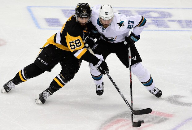 San Jose Sharks v Pittsburgh Penguins NHL Stanley Cup Finals ice hockey game, Pittsburgh, USA - 09 Jun 2016