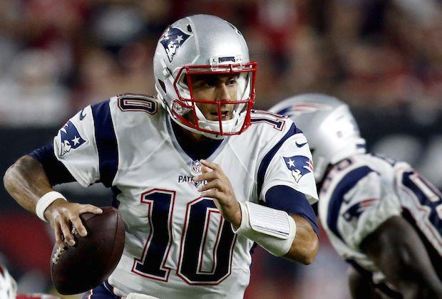 New England Patriots v Arizona Cardinals, NFL football game, Glendale, USA - 11 Sep 2016