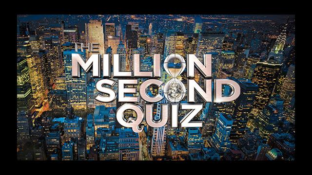 the-million-second-quiz