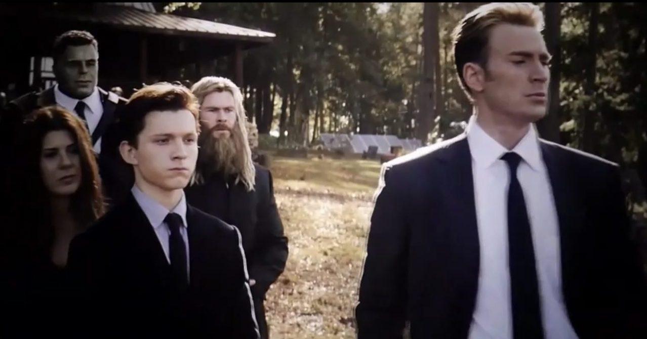 Funeral de Tony Stark