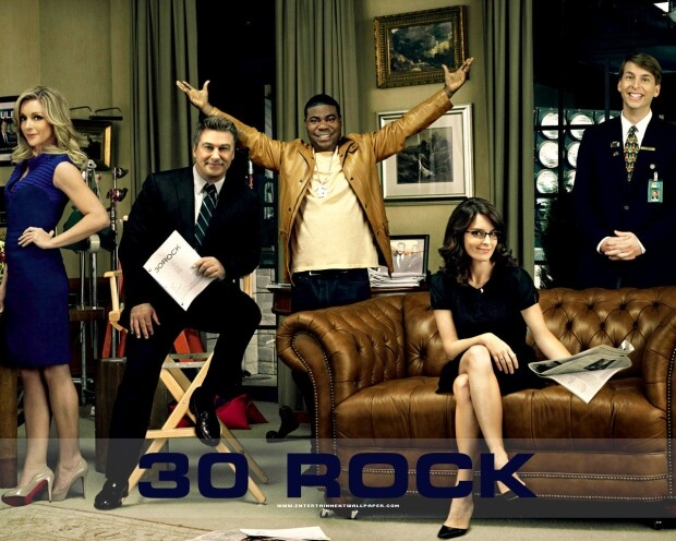 """tv 30 rock06 - NBC renova 30 Rock para sua temporada de """"adeus"""""""