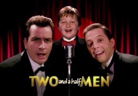 two and a half men 11 Two and a Half Men  7ª Temporada  RMVB  Legendado